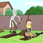 Toplumsal Yozlaşmışlıklara Bir Tokat: Rick & Morty