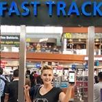 Ücretsiz Fast Track'le Havaalanında Hızlı Geçiş