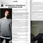 Yazılarım Citylife Turkey Dergisi'nde