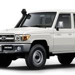 Yeni(!) Toyota Land Cruiser 70, hala yollarda