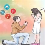 7 Popüler Evlenme Teklifi Şarkısı