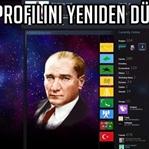 Atatürk Temalı Steam Profili Yapımı