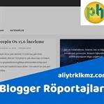 Blogger Röportajları: aliytrklkmz.com