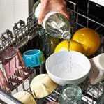 Bulaşık makinasına sirke koymanın faydaları