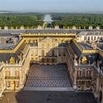 Chateau de Versailles'de bir Türk Düğünü