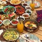 Cunda'da En İyi Kahvaltı