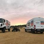 Dakar Rallisi ne katılan ikinci yerli bir Cargo!
