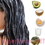 Doğal Saç Maskesi Yapımı