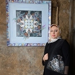 Ensieh Najarian, sergisiyle ilk kez İstanbul'da