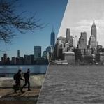 Fotoğraflarla Şehirlerin Önceki ve Sonraki Halleri