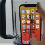 iPhone X'in Suyunu Sıktı ve Sonra İçti!