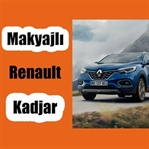 Makyajlı Renault Kadjar karşınızda