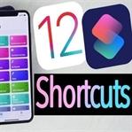 iOS 12'deki Yeni Kısayollar Uygulaması Shortcuts