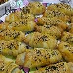 Patlıcanlı Kıymalı Börek