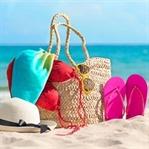 Plajda Aksesuar Olarak Neler Kullanılır?