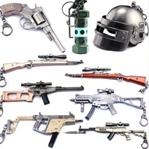 Ucuza PUBG Anahtarlıkları