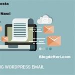 WordPress Smtp Sorunu