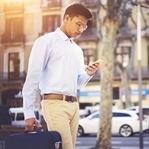 Yolda telefonla yürümek ölüme yaklaştırıyor