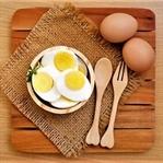 Yumurtanın gücüne inanın!