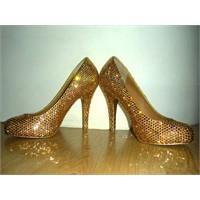 Diy Swarovski Shoes