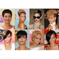 Rihanna'nın Saç Serüveni...