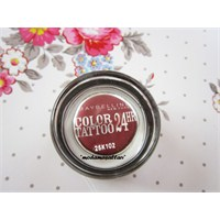 Maybelline // Color Tattoo Metalic Pomegranate