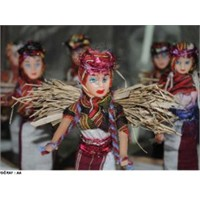 Barbie'nin Saltanatını Türk Bebeği Fadime Yıkacak