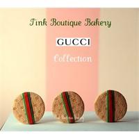 Moda Ve Marka Tutkunları İçin Gucci Kurabiyeler!
