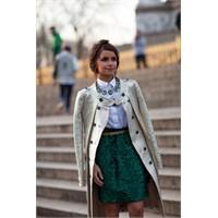 Londra Moda Haftası Sokak Modası