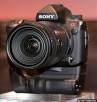 Sonys New Flagship Slr