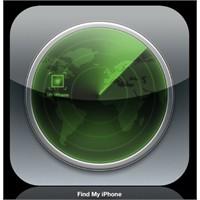 Find My İphone (İphone'umu Bul) Uygulaması