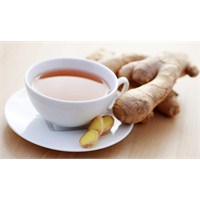 Baharatlı Zencefil Çayı