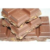 Ritter Sport Kornfleksli Sütlü Çikolata