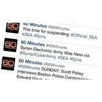 Elektronik Suriye Ordusu  Adına Abd Televizyonu