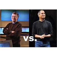 Bill Gates'i Örnek Alın Steve Jobs'u Değil