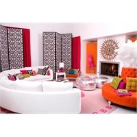 Oturma Odalarına Farklı Tasarımlar