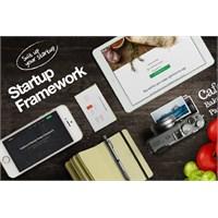 Girişim Websiteleri İçin Startup Framework Çıktı