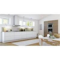 Beyaz Mutfak Dolapları Modelleri