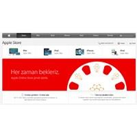 Apple Store Türkiye 'de Online Mağazacılığını Başl