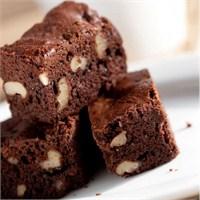 Bademli Brownie | Oktay Usta