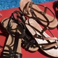 Sandalet Modelleri Bayan 2010