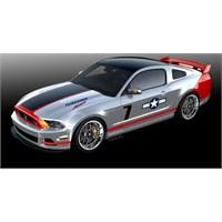 Ford, Mustang'in Özel Versiyonunu Tanıttı