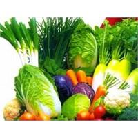 Renkli Sebze Tüketin, Sağlığınız Renklensin