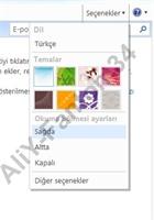 Ve İşte Windows Live Mail Yenikleri