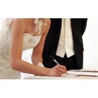 Evlilikte Soyadı Değişikliği