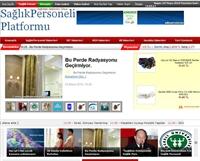 Sağlık Personeli Platformu
