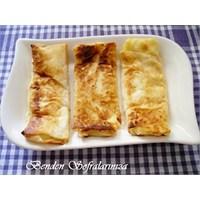 Patatesli Kolay Börek Benden Sofralarınıza