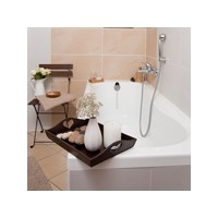 Romantik Banyo Dekoru