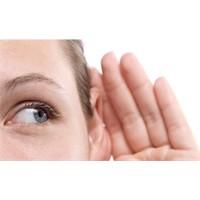 Kulak Çınlamasına Dikkat