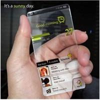 Geleceğin Cep Telefonları Nasıl Olacak ?